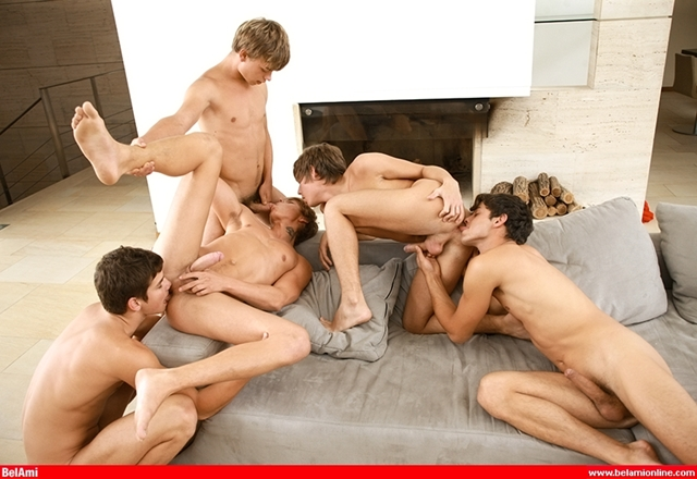... twinks Belami's Kinky Angels in Scandal at the Vatican – Gay Orgy: hornygaypornsexvideos.com/belami-2/bareback-fucking-twinks-belamis...