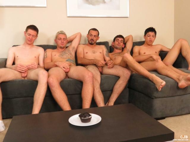 Hairless hot black guys naked