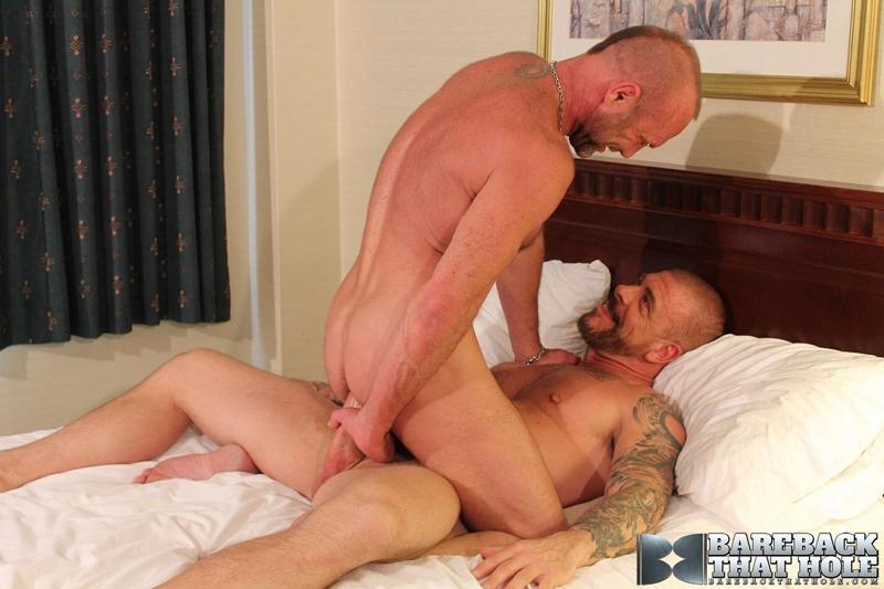 bareback that hole  Chad Brock and Rocco Steele