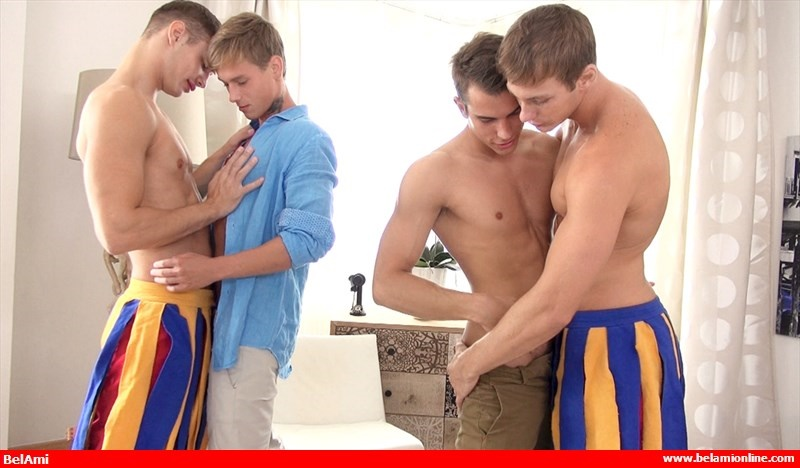 kevin warhol marcel gassion gay video