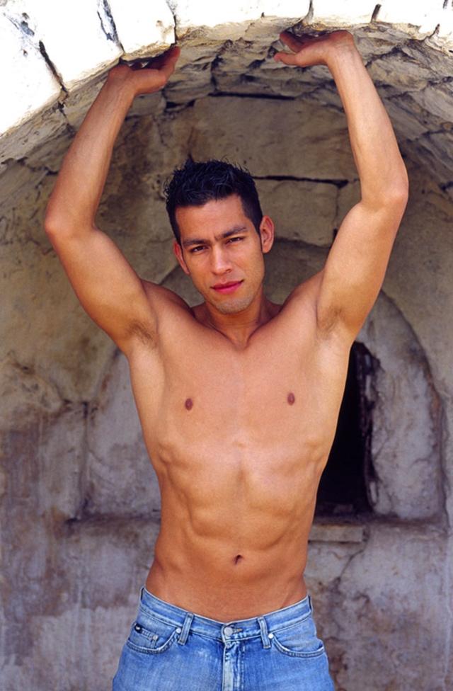 Latino nude man free pic