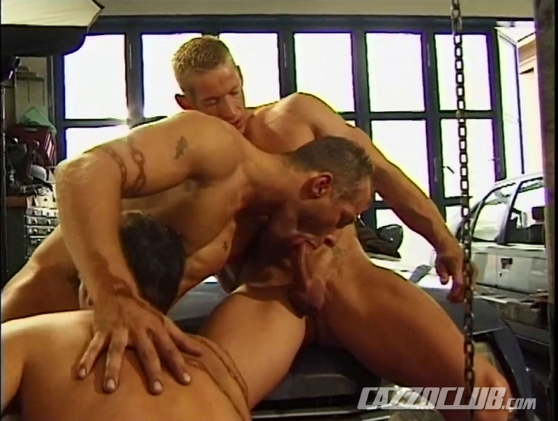 cazzo club  Andy Nickel, Jack Janus and Patrik Ekberg