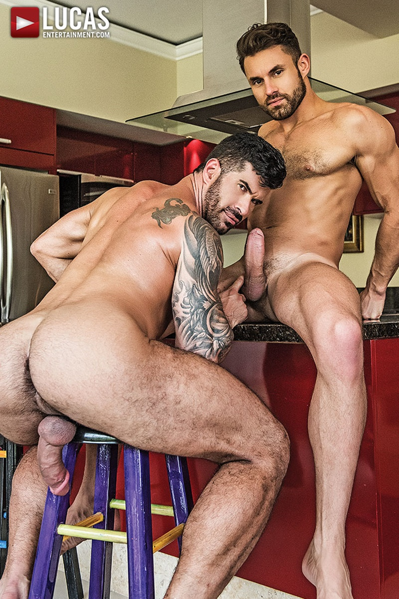 James Castle And Adam Killian Swap Blowjobs And Fuck Each -9683