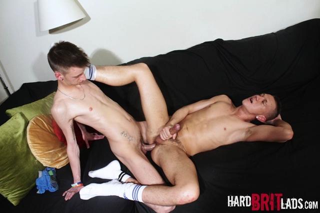 hard brit lads  Sky James and Josh Jared