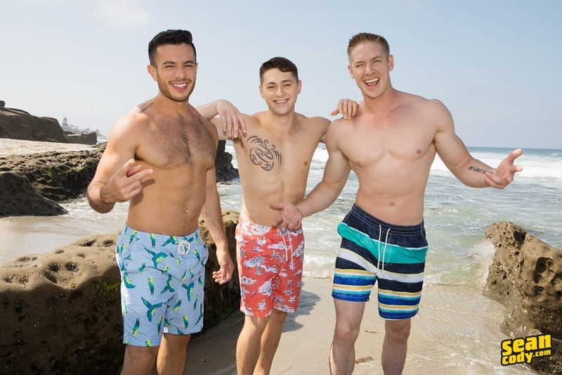 Men for Men Blog SeanCody-Jax-Manny-Lane-bareback-ass-fucking-threesome-big-thick-muscle-dicks-sucking-006-gay-porn-pictures-gallery Jax, Manny and Lane bareback ass fucking threesome Sean Cody