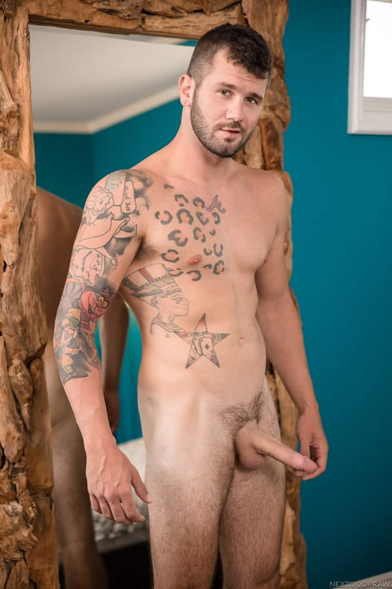 Men for Men Blog Johnny-Hill-Trevor-Miller-Hot-young-dudes-big-raw-cock-flip-flop-ass-bareback-fucking-NextDoorStudios-003-gay-porn-pictures-gallery Hot young dudes Johnny Hill and Trevor Miller big cock flip flop ass fucking frenzy Next Door World