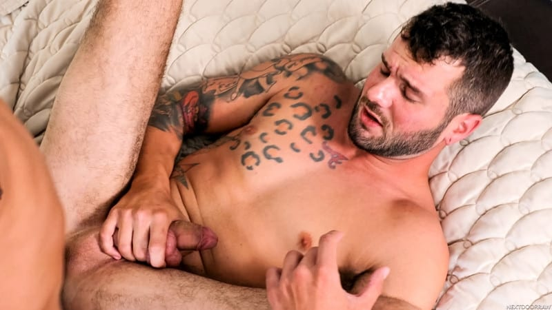 Men for Men Blog Johnny-Hill-Trevor-Miller-Hot-young-dudes-big-raw-cock-flip-flop-ass-bareback-fucking-NextDoorStudios-007-gay-porn-pictures-gallery Hot young dudes Johnny Hill and Trevor Miller big cock flip flop ass fucking frenzy Next Door World