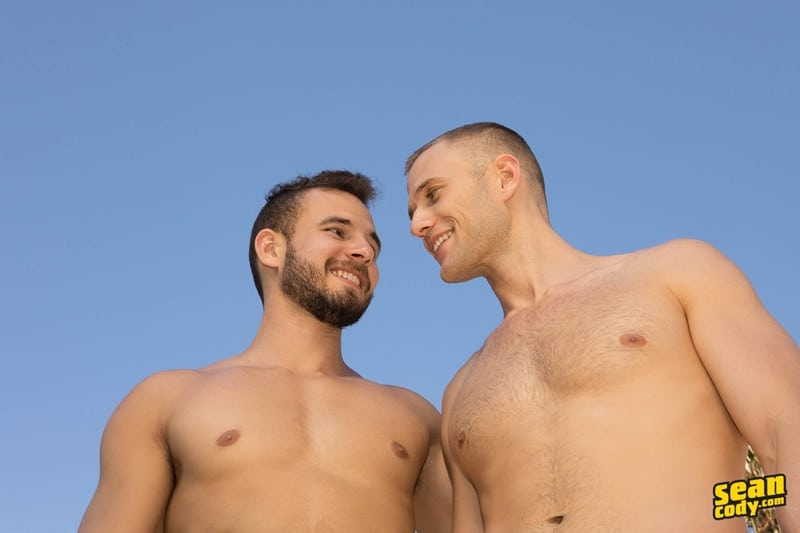 Men for Men Blog Josh-Blake-Hot-young-muscle-hunks-hardcore-ass-fucking-bubble-butt-anal-SeanCody-004-gay-porn-pictures-gallery Hot young muscle hunks Josh and Blake hardcore ass fucking Sean Cody