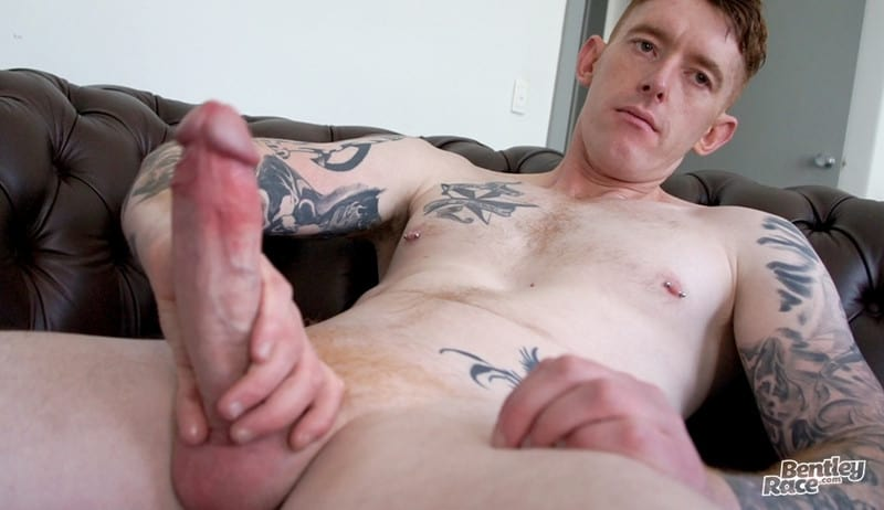 Men for Men Blog Perry-Jameson-Cheeky-red-headed-muscle-boy-loves-big-cock-wanked-sucked-BentleyRace-008-gay-porn-pictures-gallery Cheeky red headed muscle boy Perry Jameson loves having his big cock wanked and sucked Bentley Race