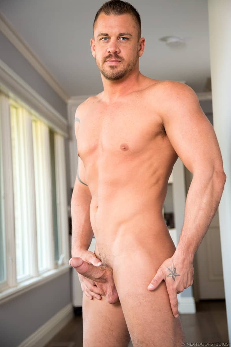 Men for Men Blog Darin-Silvers-Dante-Martin-huge-hard-cock-sucking-anal-rimming-ass-fucking-NextDoorStudios-005-gay-porn-pictures-gallery Darin Silvers pounding him with his huge hard cock as Dante Martin takes every inch willingly Next Door World