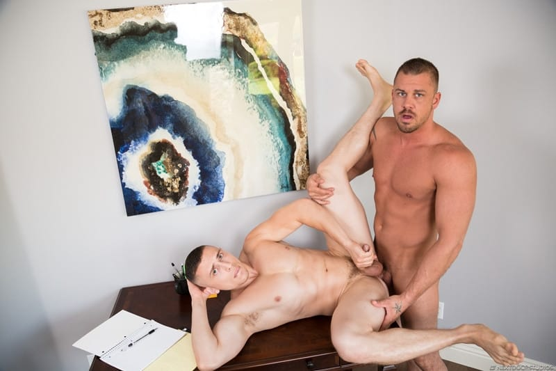 Men for Men Blog Darin-Silvers-Dante-Martin-huge-hard-cock-sucking-anal-rimming-ass-fucking-NextDoorStudios-013-gay-porn-pictures-gallery Darin Silvers pounding him with his huge hard cock as Dante Martin takes every inch willingly Next Door World