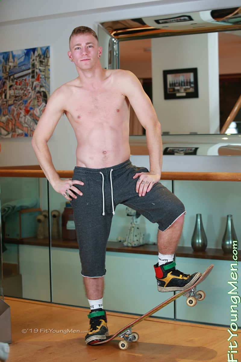 30 Years Old And 20 Years Old Porn hottie young skateboarder jimmy harris strips naked wanking